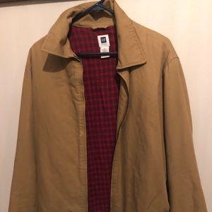 Men's gap khaki jacket